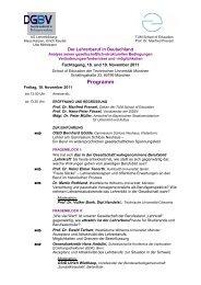 Programm - TUM School of Education