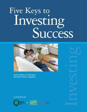 Five Keys to Investing Success