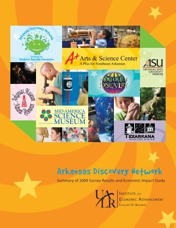 Arkansas Discovery Network - Home - Institute for Economic ...