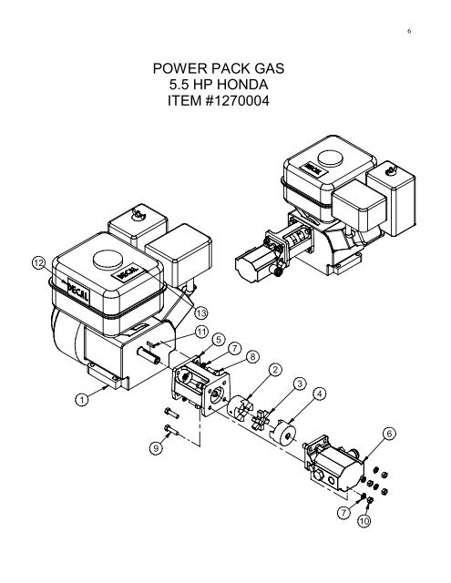 Honda 5 5 Hp