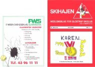 SKIHAJ jun 02.pdf - Glostrup Skiclubs hjemmeside