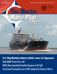 U.S.-Flag Maritime Industry  Battles Jones Act Opponents Help ...