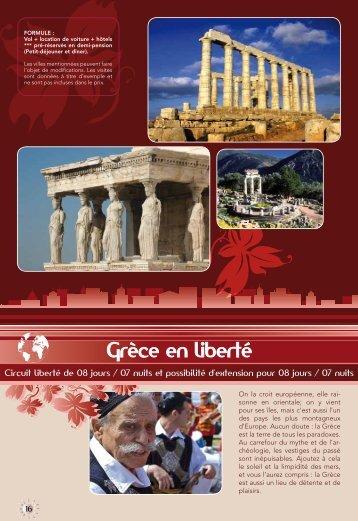 Grèce en liberté - OVH.net