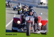 Modelle 2013 - TRIKE Wenisch