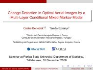 Change Detection in Optical Aerial Images by a Multi-Layer ...