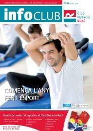 CNR Revista 38.indd - Club Natació Rubí