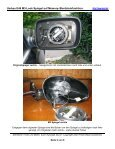 Umbau E46 M3-Look Spiegel auf Memory-/Bordsteinfunktion ... - Page 2