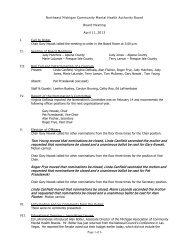 Board Meeting Minutes 04-11-13 (pdf) - NEMCMH.org