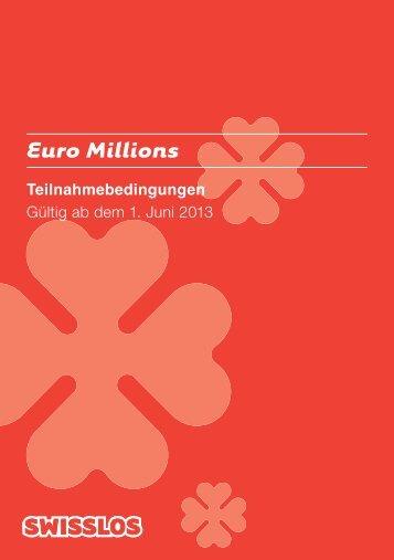 Euro Millions - Swisslos
