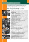 A MEDIA Salles - Magyar Filmunió - Page 4