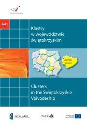 Klastry w województwie świętokrzyskim Clusters ... - Portal Innowacji