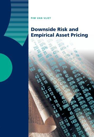 Downside Risk and Empirical Asset Pricing - RePub - Erasmus ...