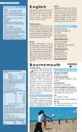 English Bournemouth - IM education