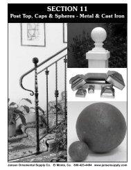 SECTION 11 - Jansen Ornamental Supply
