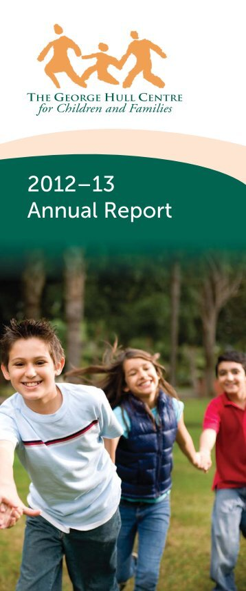 Annual Report 2012-2013 - George Hull Centre