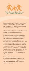 Annual Report 2012-2013 - George Hull Centre - Page 2