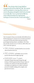 Annual Report 2012-2013 - George Hull Centre - Page 3