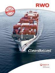 CleanBallast deutsch_3_2012.indd - RWO Marine Water Technology