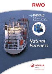 Natural Pureness WWT-LC - RWO Marine Water Technology