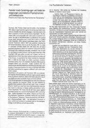 Formelle Vorabgenehmigungen und Vorabver-