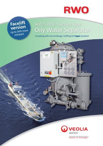 Download the new brochure - RWO Marine Water Technology
