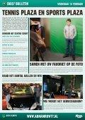 WEDSTRIJDSCHEMA Terug van weggeweest - Ahoy - Page 4
