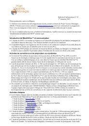 Bulletin d'informations MVP, Numéro 32, Premier trimestre 2012 (pdf ...
