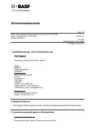 SDB Picona - BASF Pflanzenschutz Österreich