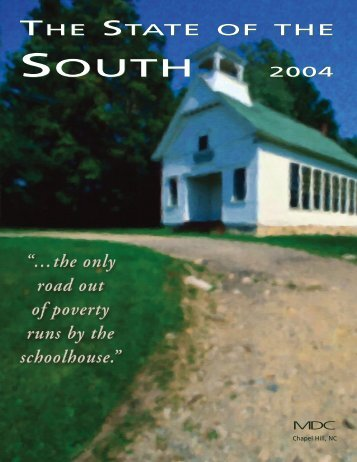 State of the South 2004 - MDC