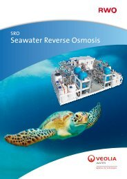 Process Diagram - RWO Marine Water Technology