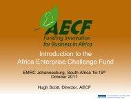 AECF REACT Round 2 Window - EMRC
