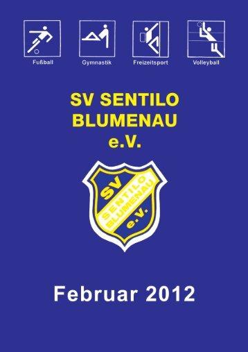 Februar 2012 - SV Sentilo Blumenau