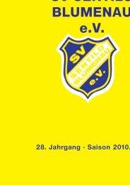 sentilo heft 28:heft24.qxp.qxd - SV Sentilo Blumenau