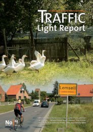 Traffic Light Report No.42 - RTB GmbH & Co. KG