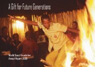 Annual Report 2006.indd - World Scout Foundation
