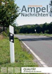 Ampel Nachrichten No. 50 [ PDF-DOWNLOAD ] - RTB GmbH & Co. KG