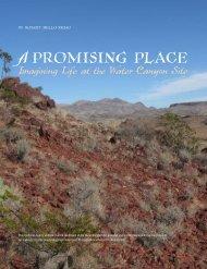 A Promising Place - El Palacio Magazine
