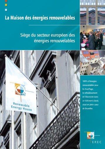 La Maison des énergies renouvelables - European Renewable ...