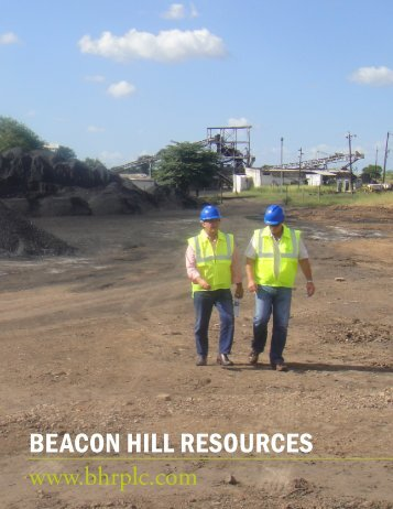 beacoN hiLL ResouRces - The International Resource Journal