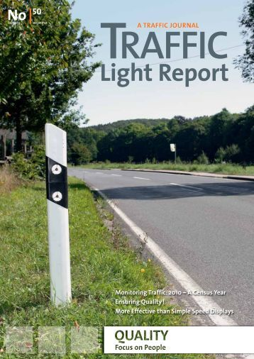 Traffic Light Report No.50 [ PDF-DOWNLOAD ] - RTB GmbH & Co. KG