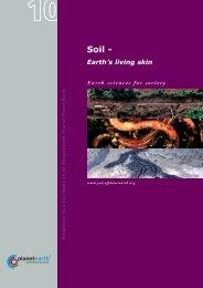 Soil - - International Year of Planet Earth