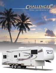 2006 Challenger Brochure - Rvguidebook.com
