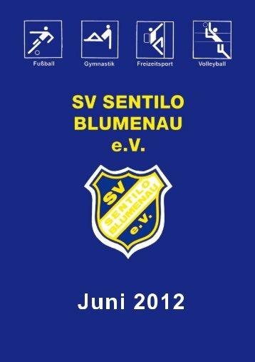 Juni 2012 - SV Sentilo Blumenau