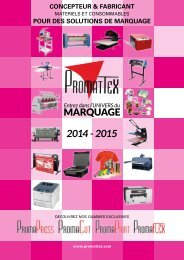catalogue promattex