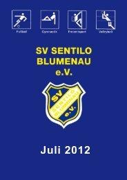 Juli 2012 - SV Sentilo Blumenau