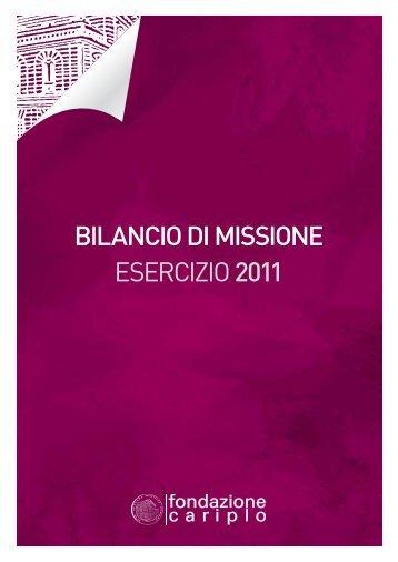 scarica - Fondazione Cariplo