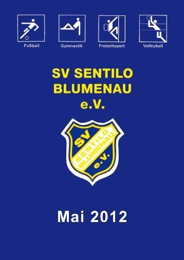 Mai 2012 - SV Sentilo Blumenau