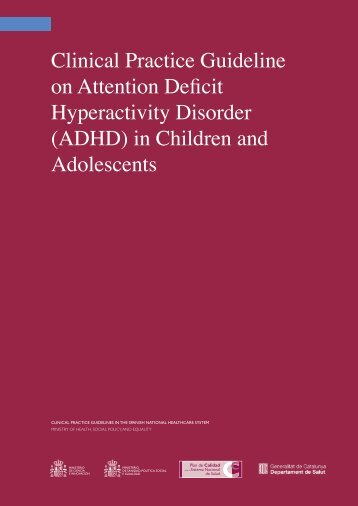 CPG on ADHD