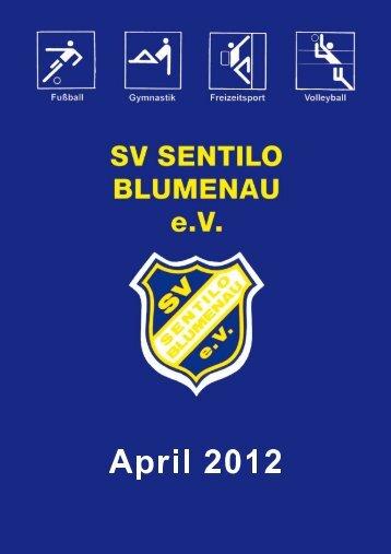 April 2012 - SV Sentilo Blumenau