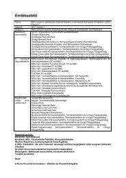 Zöld fórum - Emlékeztető (2011) (pdf, 157 kB) - Mol